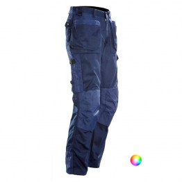 Heren-bedrijfskleding-werkbroek-service-trousers-holsterpockets-multi